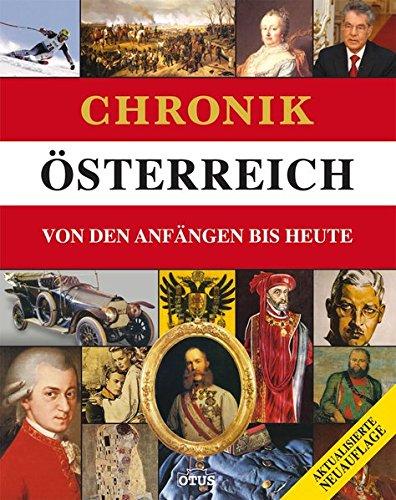 9783037933343: Chronik Österreich
