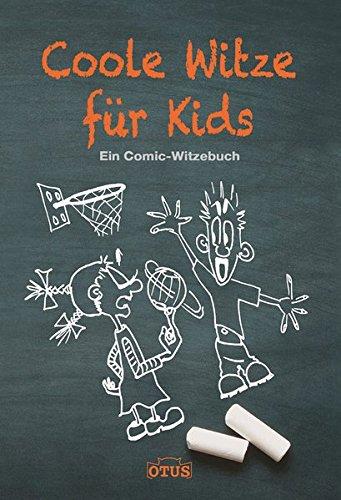 Coole Witze für Kids mit Comics - - Coole Witze für Kids mit Comics -
