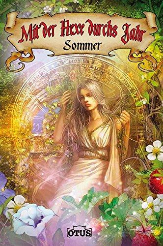 9783037934371: Mit der Hexe durchs Jahr - Sommer