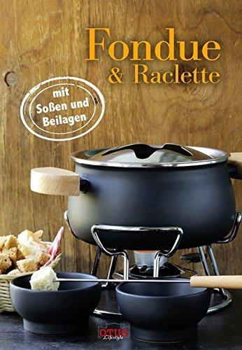 9783037935774: Fondue und Raclette