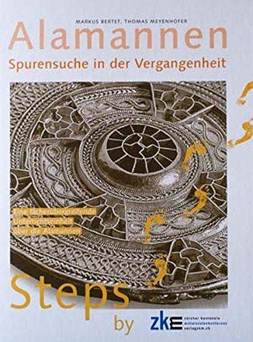9783037940853: Alamannen: Spurensuche in der Vergangenheit mit DVD