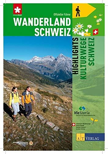 9783038003748: Wanderland Schweiz 07. Highlights Kulturwege Schweiz