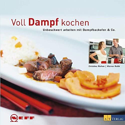 9783038004066: Voll Dampf kochen