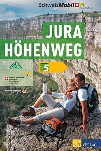 9783038005742: Wanderland Schweiz 05. Jura-Höhenweg