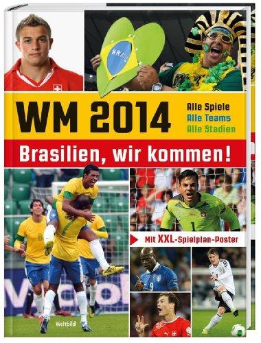 Vorschau WM 2014 Cover