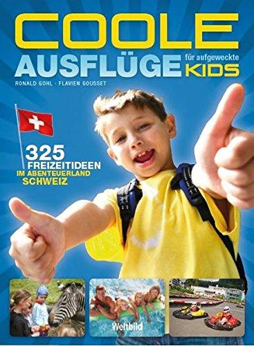 Coole Ausflüge für ausgeweckte Kids Cover