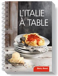 9783038150695: L'Italie à table
