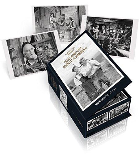 9783038180586: Postkartenbox Franz Schnyders schönste Momente