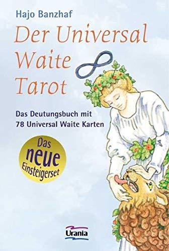 9783038190066: Universal Waite Tarot. Das neue Einsteigerset: Das Deutungsbuch mit 78 Universal Waite Karten