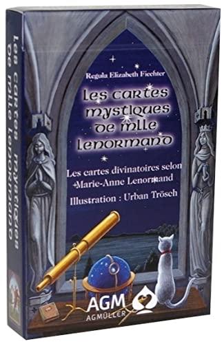 9783038190424: USG-JEUX Les Cartes mystiques de mlle lenormand