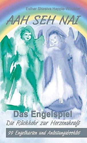 9783038190950: Aah Seh Nai - Das Engelspiel: Engelkarten mit Anleitung in aufwändiger Box