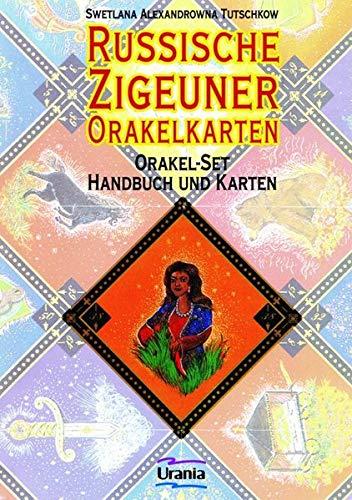 9783038191865: Russische Zigeuner Orakelkarten: Orakel-Set