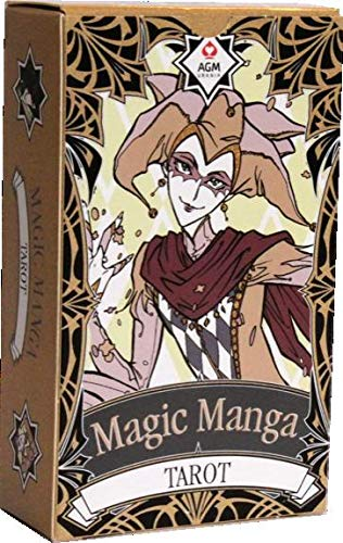9783038194040: tarot magic manga