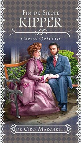 9783038194491: Fin de Siècle: Kipper - Cartas Oráculo + folleto de instrucción (Spanish)