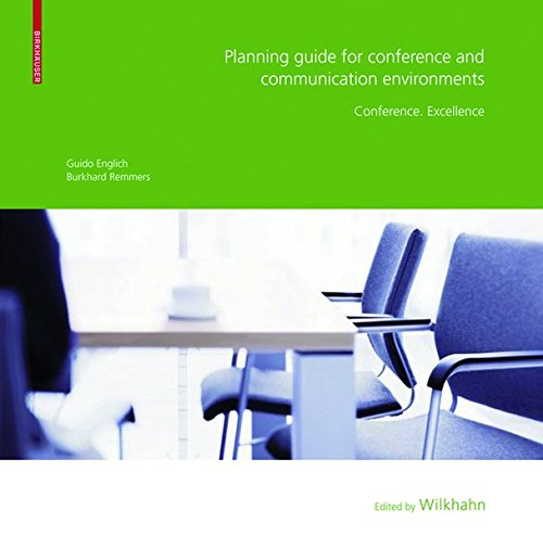 9783038211273: Planning Guide for Conference and Communication Environments: Conference. Excellence