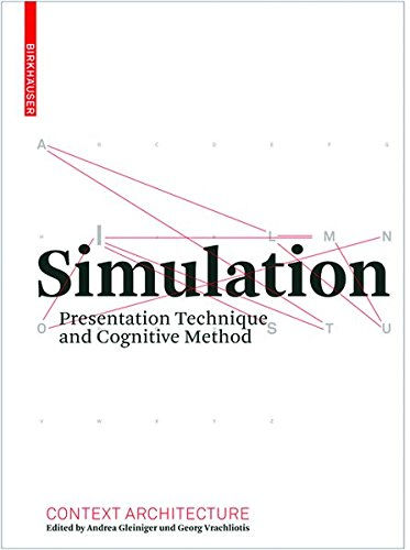 9783038211440: Simulation: Presentation Technique and Cognitive Method (English and German Edition)
