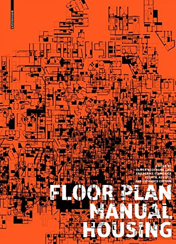 9783038211556: Floor Plan Manual: Housing (English and German Edition)