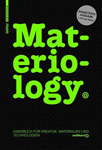 9783038212386: Materiology: Handbuch für Kreative: Materialien und Technologien