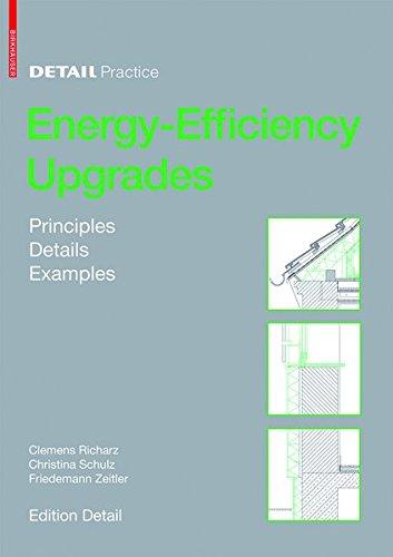 9783038213000: Energy-Efficiency Upgrades: Principles, Details, Examples