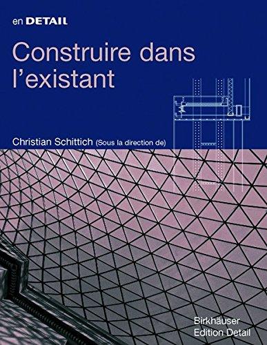9783038213031: Construire Dans L Existant (French Edition)
