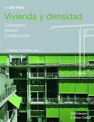 9783038213086: Vivienda y Densidad: Conceptos, Diseno, Construccion (Spanish Edition)