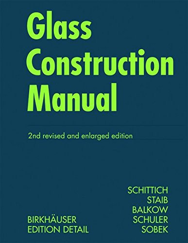 9783038213475: Glass Construction Manual