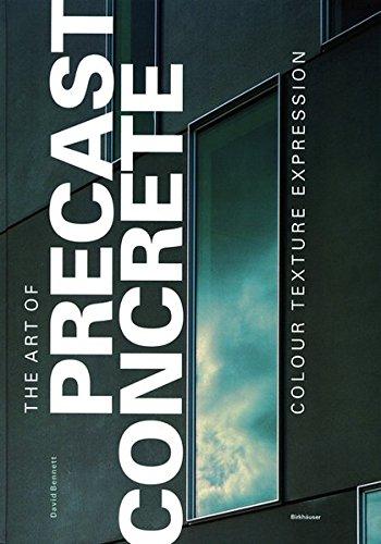 9783038213734: The Art of Precast Concrete: Colour, Texture, Expression