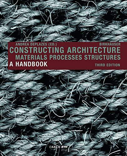9783038214519: Constructing Architecture