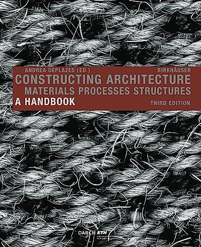 9783038214526: Constructing Architecture