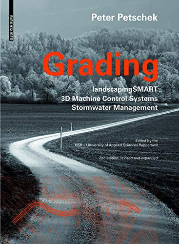 grading landscapingsmart 3d machine control systems stormwater management by peter petschek 2014 04 01