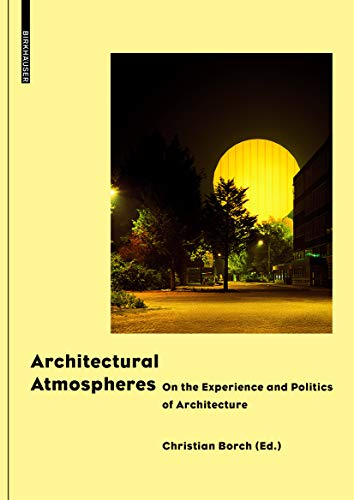 9783038215127: Architectural Atmospheres