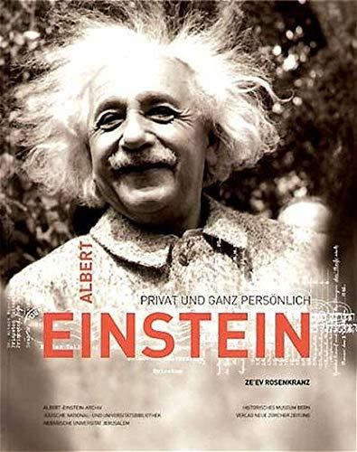 9783038231011: Albert Einstein, Privat und ganz pers�nlich