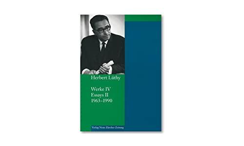 9783038231066: Werke Essays. Tl.2