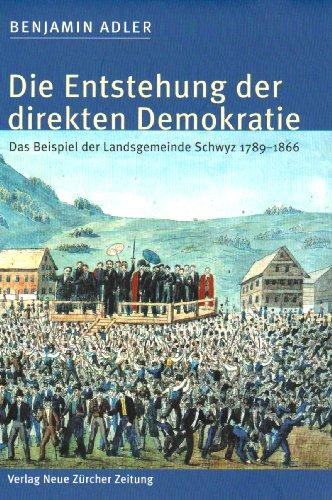9783038231639: Die Entstehung der direkten Demokratie