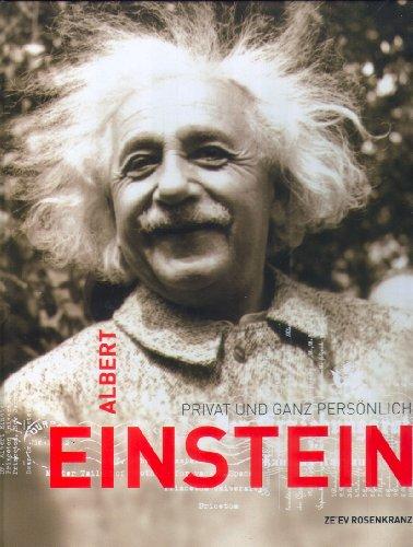 9783038231851: Albert Einstein - privat und ganz persönlich