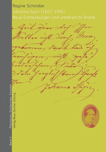 Johanna Spyri (1827-1901): Regine Schindler