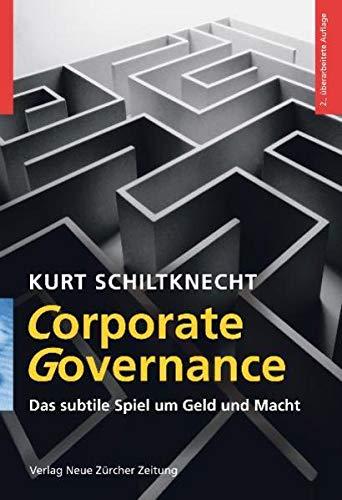 Corporate Governance: Kurt Schiltknecht