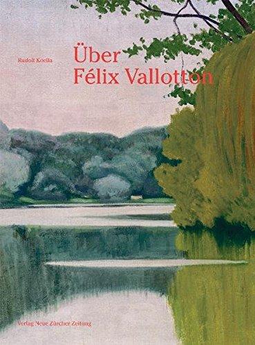 9783038235484: Über Felix Vallotton