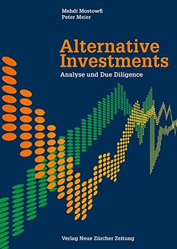 Alternative Investments: Mehdi Mostowfi