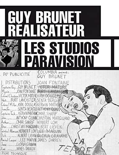 9783038280330: Guy Brunet réalisateur : Les studios Paravision