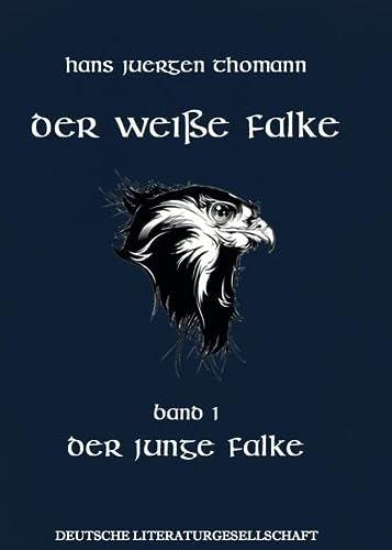9783038310198: Der wei�e Falke 01: Der junge Falke