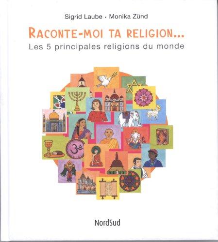 9783038330615: Raconte-moi Ta Religion...