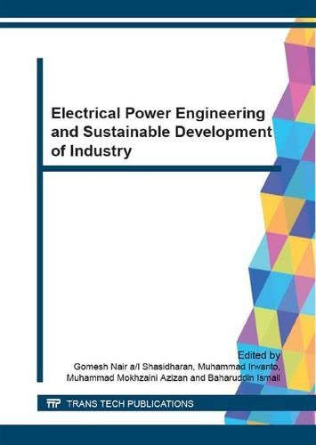 9783038355984: Electrical Power Engineering and Sustainable Development of Industry