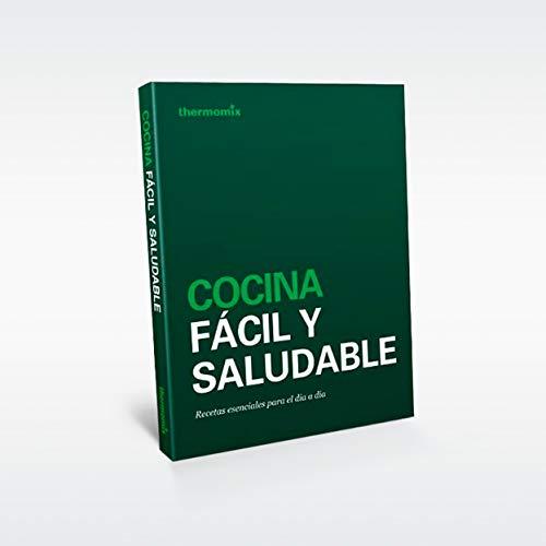 9783038440376: Original Vorwerk Thermomix TM5 Buch Kochbuch Libros de cocina - Cocina fácil y saludable in spanischer Sprache NEU