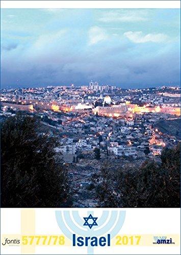 9783038480211: Israel-Kalender 2016 (5776/77)