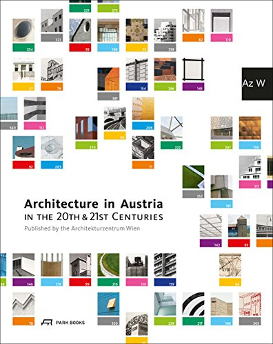 Architecture in Austria in the 20th and 21st Centuries: Park Books
