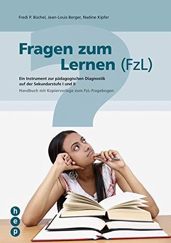 9783039056200: Fragen zum Lernen (FzL)