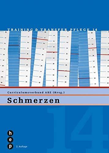 9783039058587: Schmerzen: Training und Transfer Pflege - Heft 14