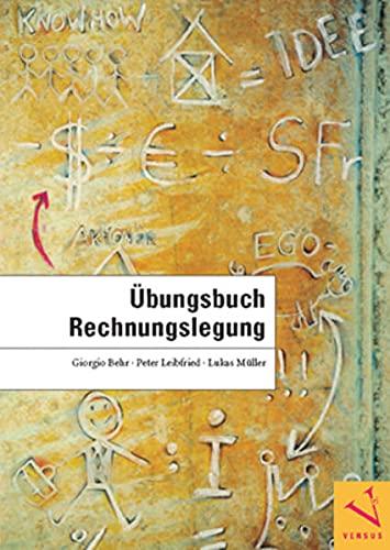 9783039091362: Übungsbuch Rechnungslegung
