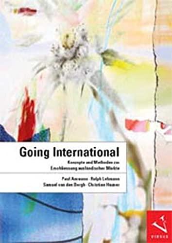 Going international: Paul Ammann